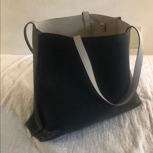 Urban Outfitters Leather Tote Bag